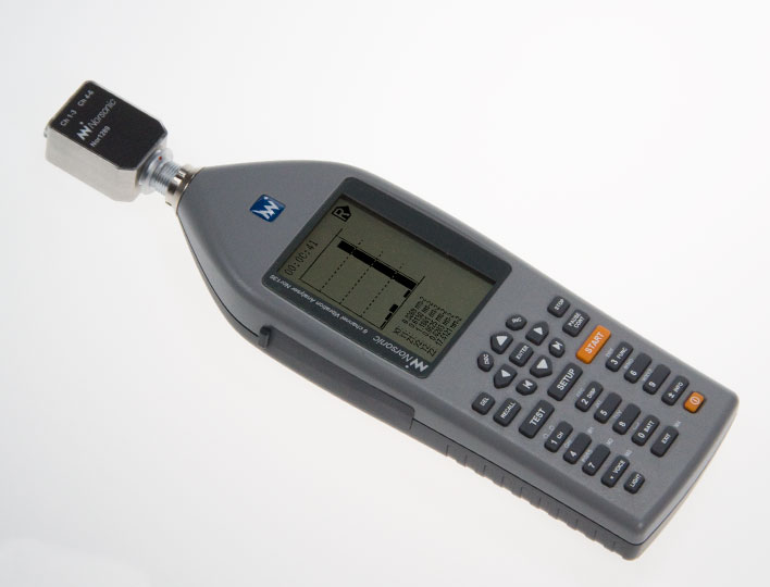 Nor133 Vibration Meter ISO8041